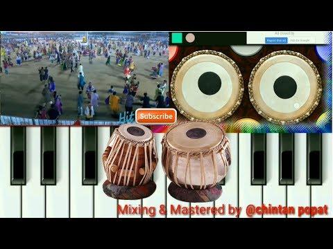 Gori Radha Ne Kalo Kaan | Gori Radha Ne Kalo Kaan Piano Tabla | Kirtidan Gadhvi