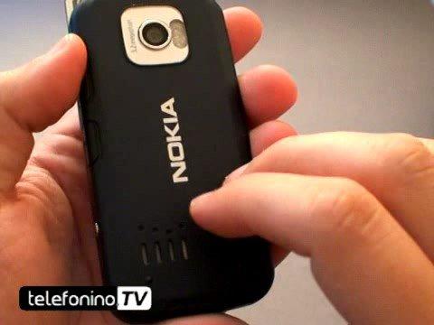 Nokia 7610 supernova videoreview da telefonino.net