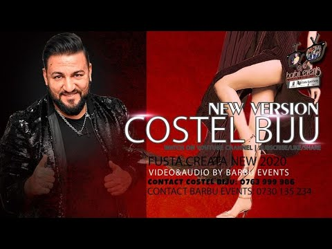 Costel Biju 💃🏻 Ai o fusta creata creata █▬█ █ ▀█▀ NEW VERSION LIVE 2021 (Botez Ginel)By Barbu Events