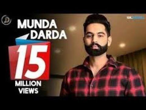 Musical ZAIN     MUNDA DARDA (Full Song) Mani Sharan Ft. Parmish Verma   Latest Punjabi #1