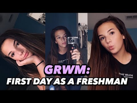 GRWM: First Day of Highschool! (FRESHMAN)