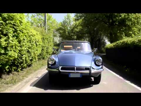 Citroen DS21 Cabrio del 1967 by Henry Chapron
