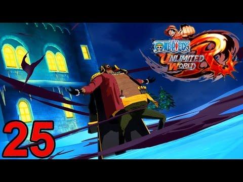Let's Play One Piece Unlimited World Red [German][Blind][#25] Feuer gegen Finsternis!
