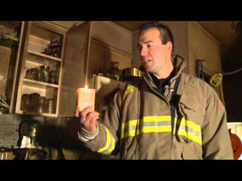 First General Candle Safety Commercial