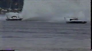 1985 APBA Gold Cup Final Heat KING 5 Broadcast