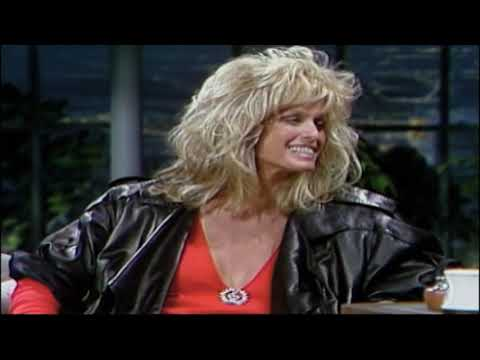 Download The Johnny Carson Show: Hollywood Icons Of The '80s - Farrah Fawcett (9/27/84)