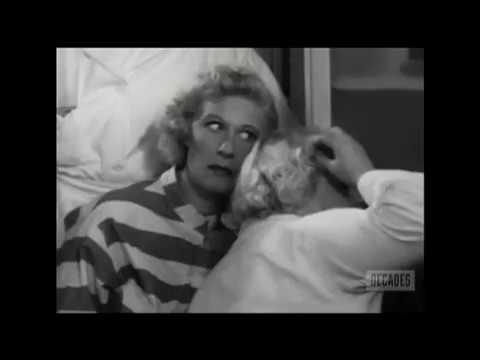 Joan Davis, Marcia Mae Jones--Women's Prison, 1955 TV