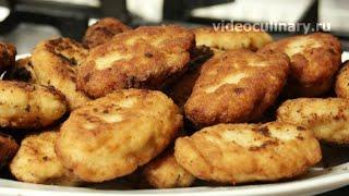 Котлеты из куриного мяса - Рецепт Бабушки Эммы