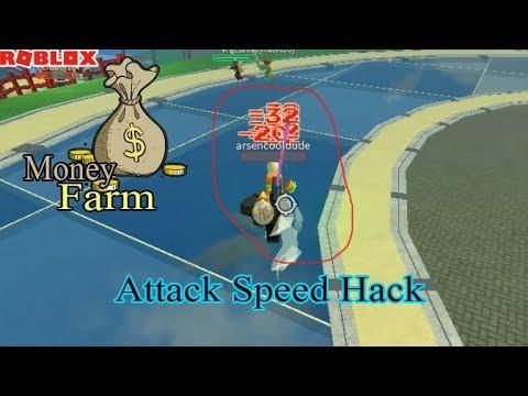 ROBLOX - Katana Simulator - Attack Speed Hack