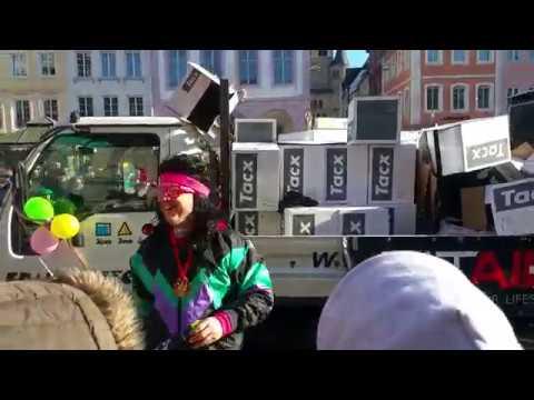 Karneval Deutschland in Trier 2018 Teil 1