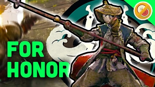 NOBUSHI POKES TO VICTORY! - For Honor Gameplay (Open Beta)