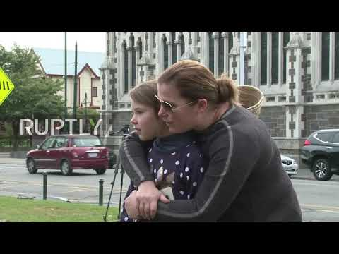New Zealand: Mourners continue laying flowers for Christchurch shooting victims Mp3