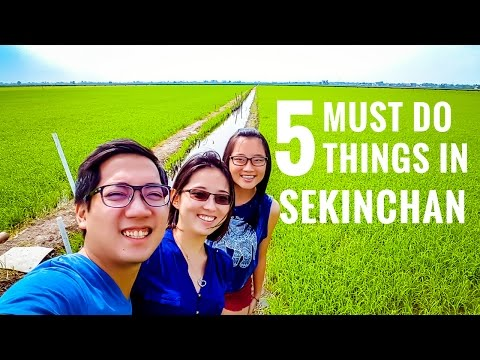 THE 5 BEST THINGS TO DO IN SEKINCHAN 适耕庄的5个必游景点 │KUALA SELANGOR │Travel Malaysia Guide