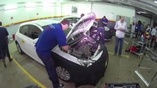 Замена лобового стекла за один час(car Windshield replacement., 2016-02-19T11:09:34.000Z)