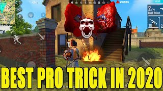 World's best pro tricks in free fire|| Best pro tips and tricks in free fire || run Gaming Tamil