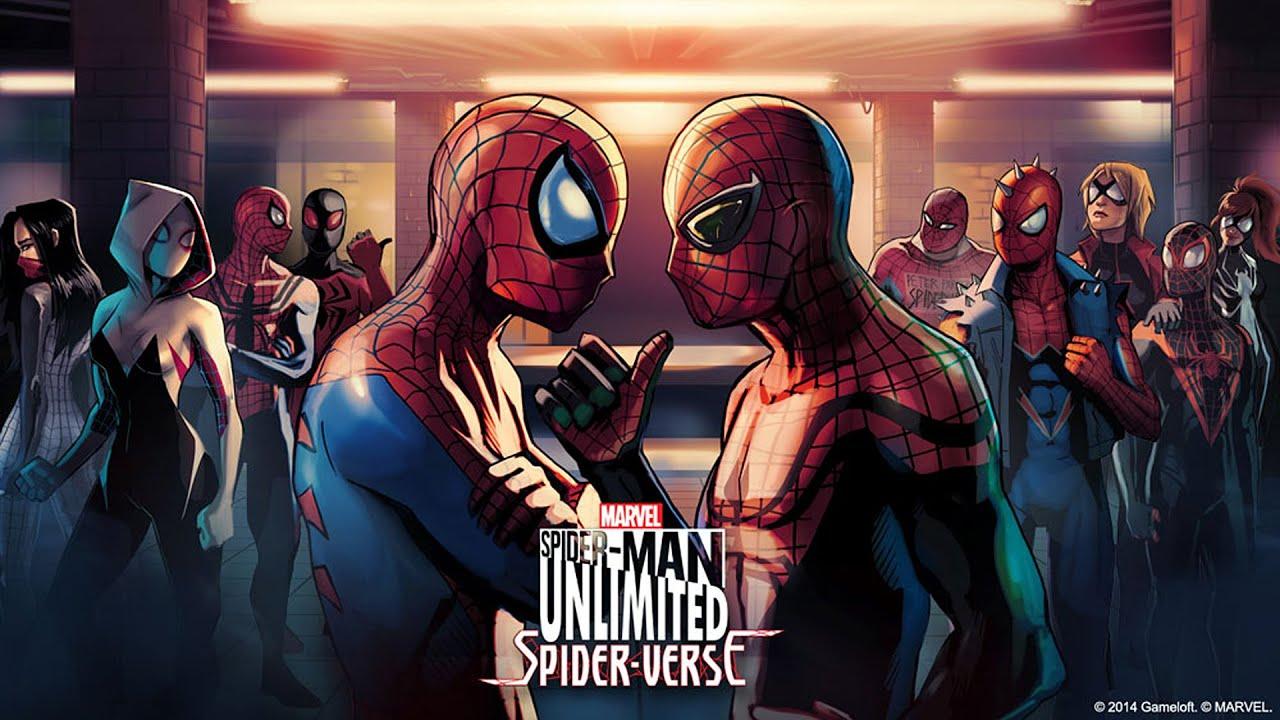 Spider girl inheritors more spider man unlimited - New spiderman movie wallpaper ...