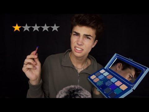 ASMR- Worst Reviewed Makeup Artist 💄 thumbnail
