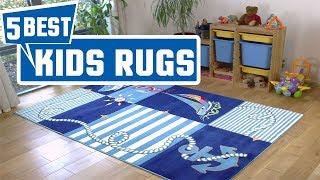 ✅ Kids Rugs: 5 Best Children's Bedroom Rugs Reviews In 2019 | Cheap Kids Rugs (Buying Guide)