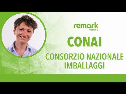 CONAI - Consorzio Nazionale Imballaggi