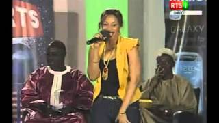 Duo Aida Samb Doudou Ndiaye Katy sur la RTS1