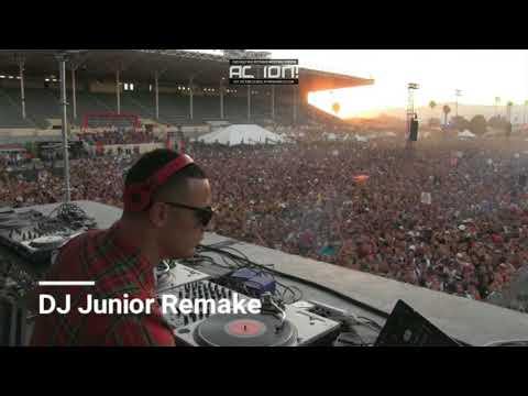 La Gata Loca XBirthday song( DJ SNAKE - ALL ACCESS MANG @ HARD SUMMER DAY 1) (DJ Junior Remake)
