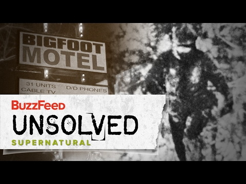 Bigfoot: The Convincing Evidence