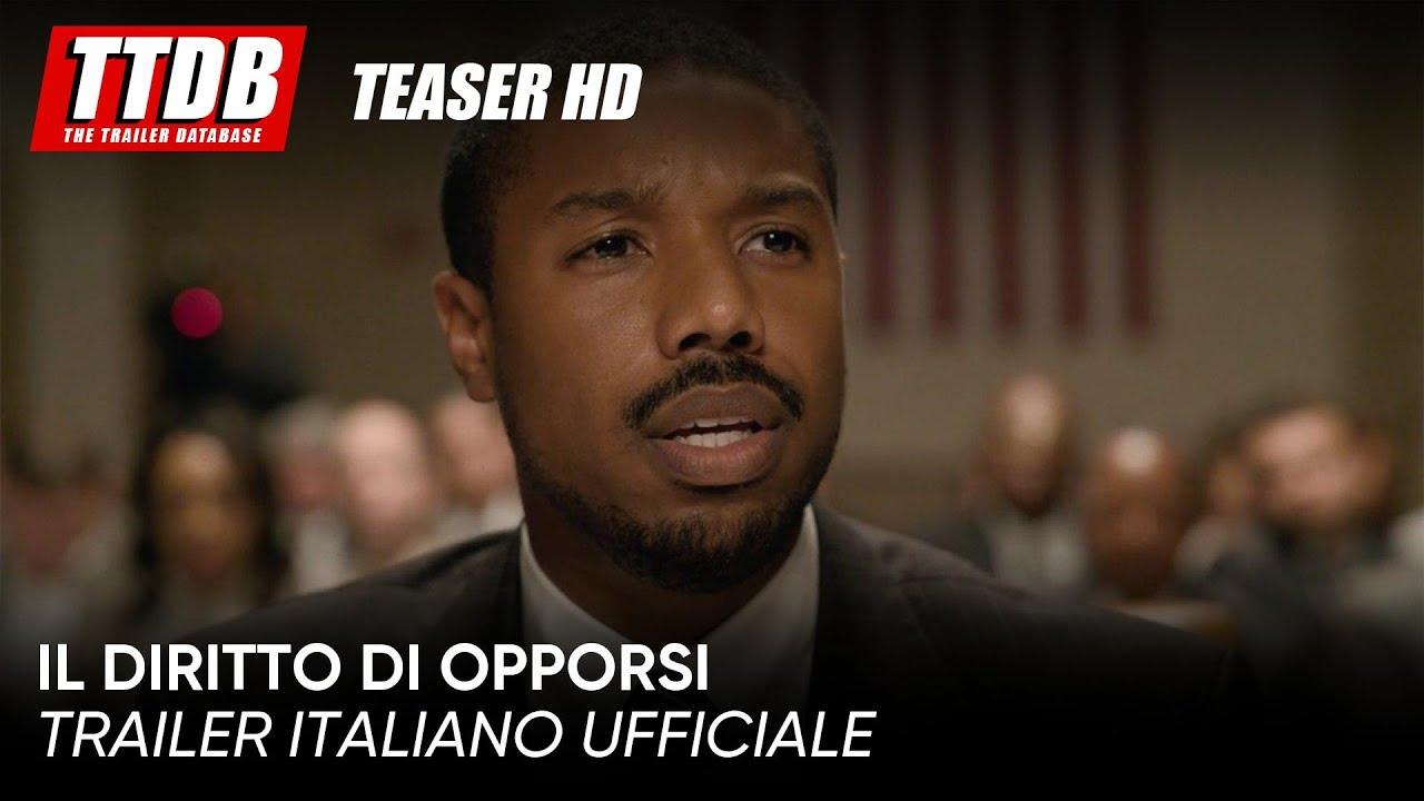 Il Diritto di Opporsi | Trailer Italiano Ufficiale
