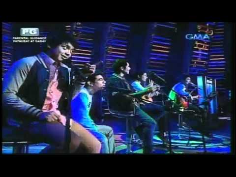 LIGAYA - derick lim - eat bulaga october 18, 2012