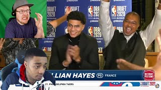 Reacting To FlightReacts 2020 NBA Draft