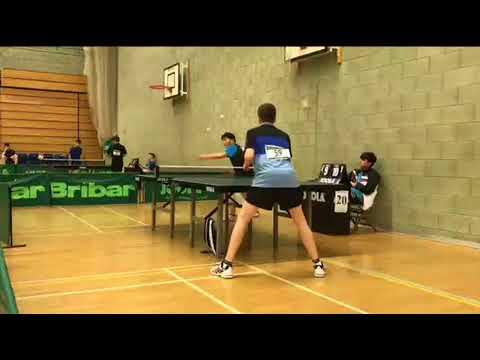 Table Tennis Coaching Video | Nicholas Li  |  Table Tennis Coaching Video