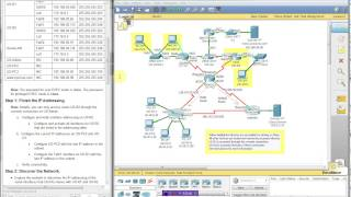 Repeat youtube video HongThaiPro - Final Skill CCNA 2 - 2012 - Part 1