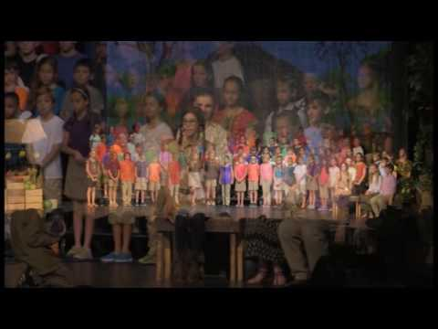 Asheville Christian Academy performs Mission Explorers Africa: The Musical