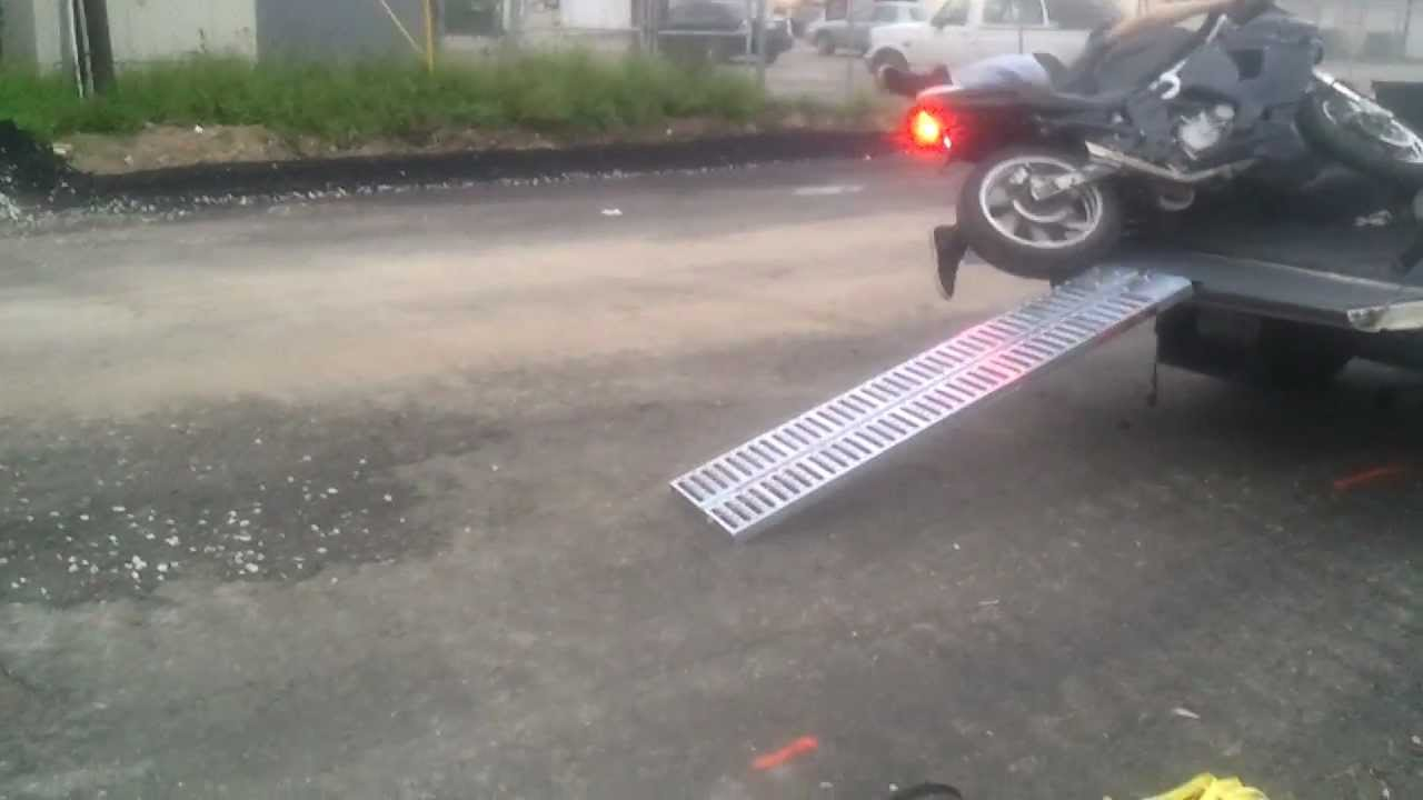 Motorcycle Loading Ramp >> Rollinbike Com We Let You Take Your Motorcycle With You