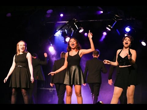 I'm A Woman (Smokey Joe's Cafe) - Imperial College Union Musical Theatre Society