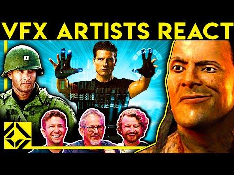VFX Artists React to Bad & Great CGi 51