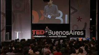 TEDxBuenosAires - Miguel Brechner Frey - 04/08/10 (Spanish)