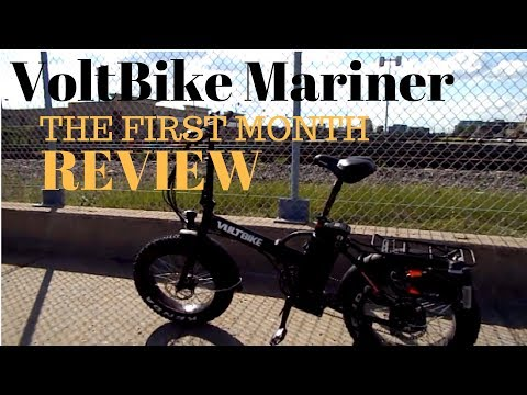 Voltbike Mariner | First Month Review