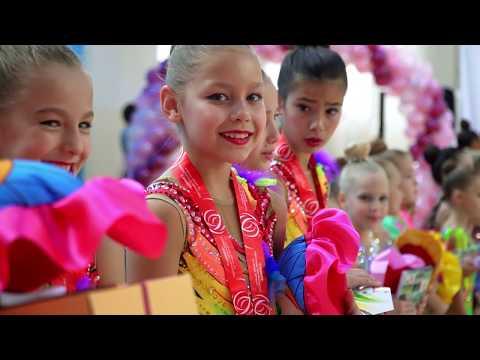 """II Клубный турнир по художественно гимнастике """"Карамель"""" 2019"""