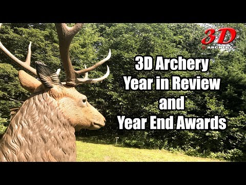 3D Archery, Year in Review & Year End Awards
