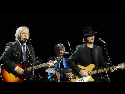 Chris Hillman, Roger McGuinn, Marty Stuart.....You Ain't Goin' Nowhere.....7/24/18.....Los Angeles