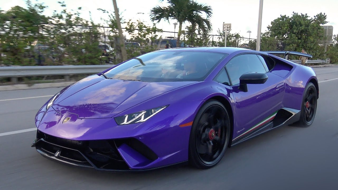 My Friend Bought A Lamborghini Huracan Performante Youtube