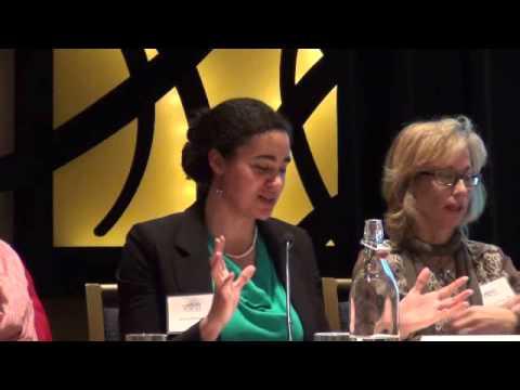 Panel Discussion - Illinois Kids Count 2013 Chicago Symposium