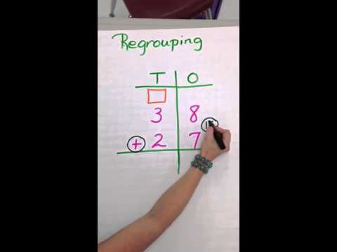 Addition with regrouping song