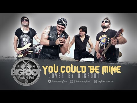 You Could Be Mine, Guns N´ Roses - Cover by BIGFOOT