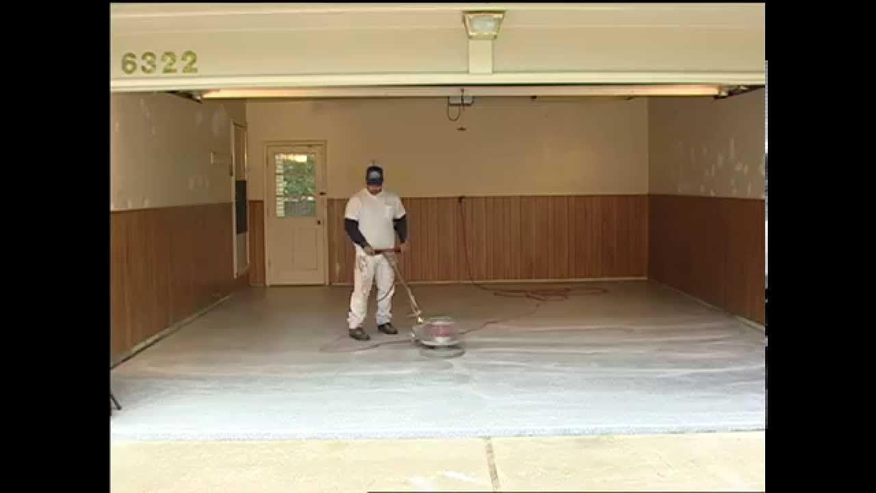 Acrylic Resin Flooring YouTube - Poured acrylic floor