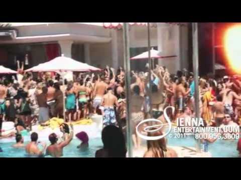 Encore Beach Club Pool Party Youtube