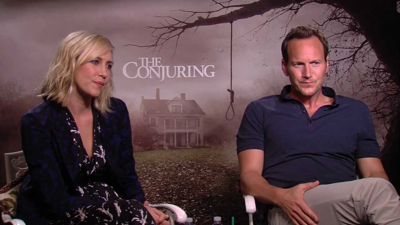 "The Rockman Review ""The Conjuring"" with Patrick Wilson & Vera Farmiga"