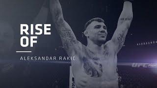 Rise Of Aleksandar Rakic