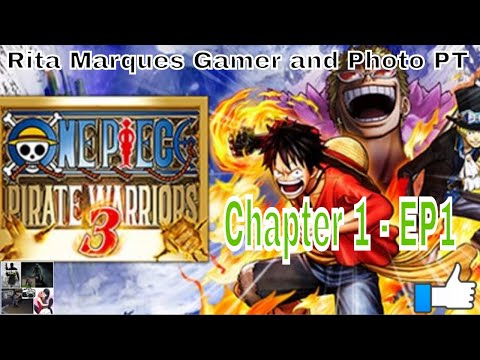 |One Piece Pirate Warriors 3|Chapter 1 -  EP1 - Buggy the Clown|