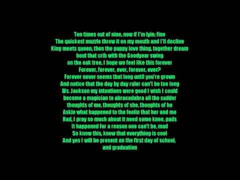 Ms jackson lyrics